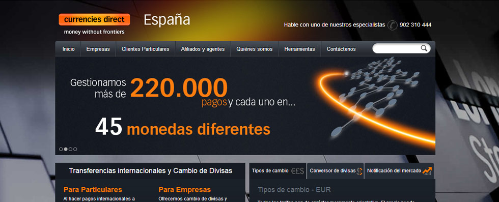 Currencies Direct Spain